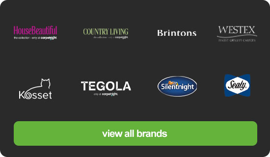 Brands at Carpetright