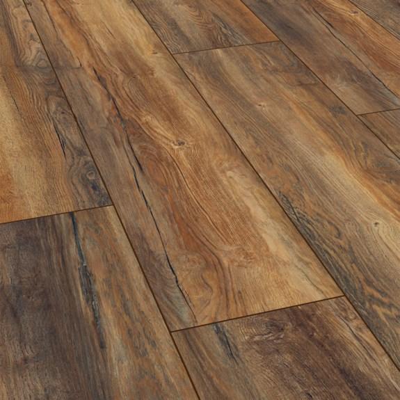 Tegola Warm Rustic Oak Laminate, Rustic Laminate Wood Flooring
