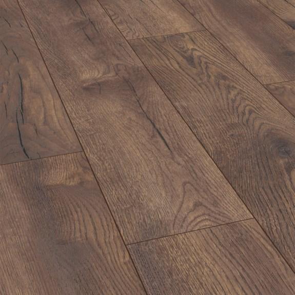 Tegola Everest Oak Dark Laminate, Laminate Flooring Dark Oak