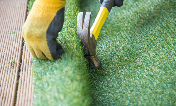 Artificial Grass Fitting Guide