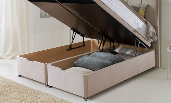 Bed Style - Ottoman