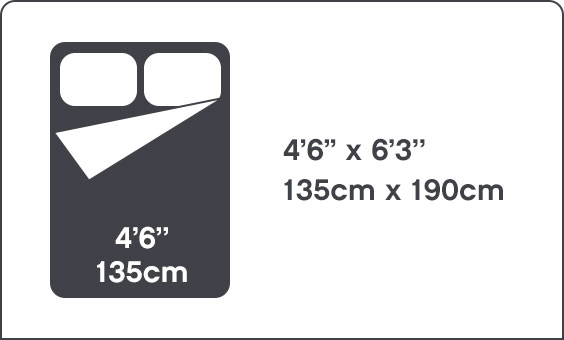 Bed Size - Double