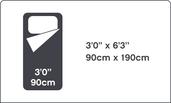 Bed Size - Single