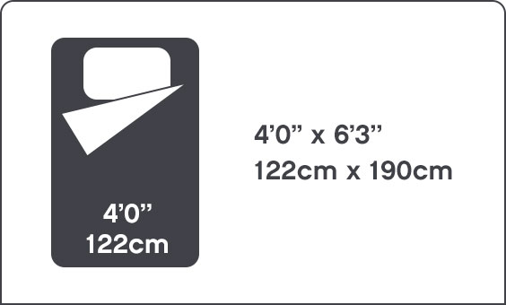 Bed Size - Small Double