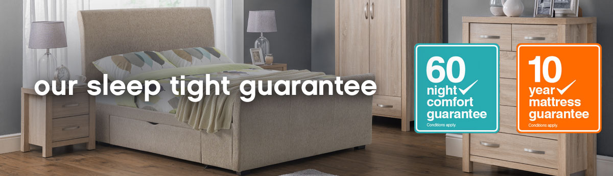 Sleep Tight Guarantee