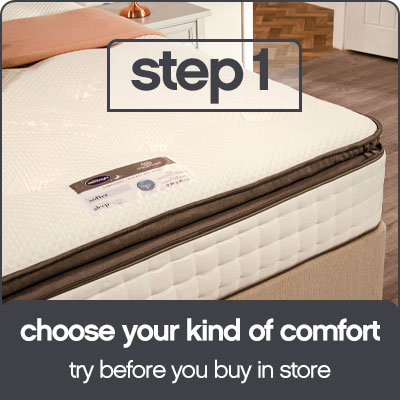 Step One - Comfort