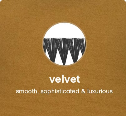 Carpet Type - Velvet