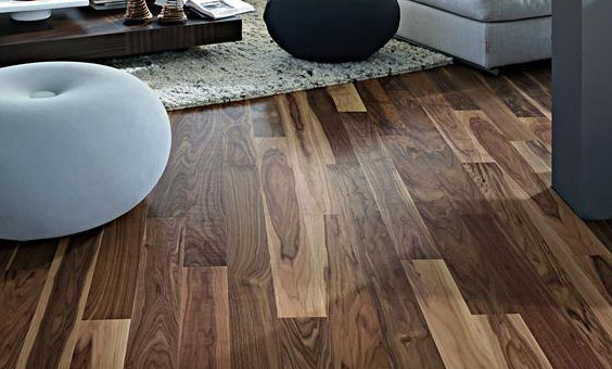 How to lay wood flooring