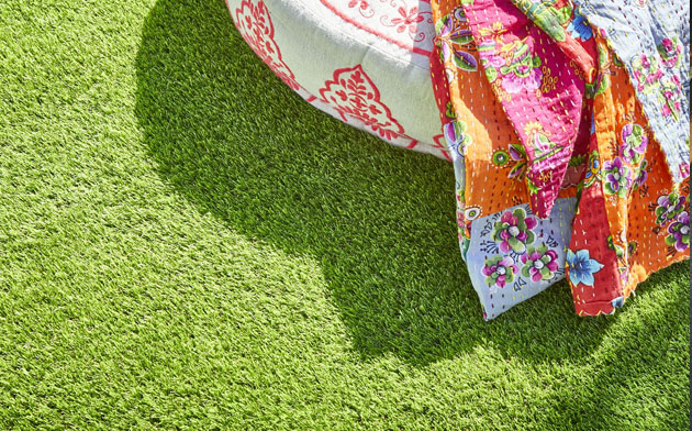 How to lay artificial grass guide
