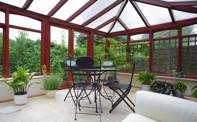 Focus on: conservatory flooring