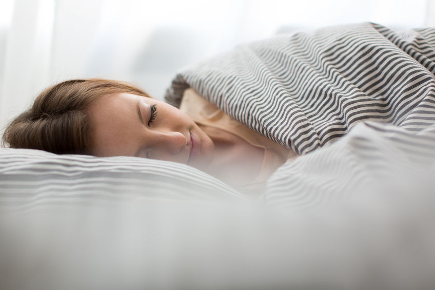 How allergy sufferers can get a good night's sleep