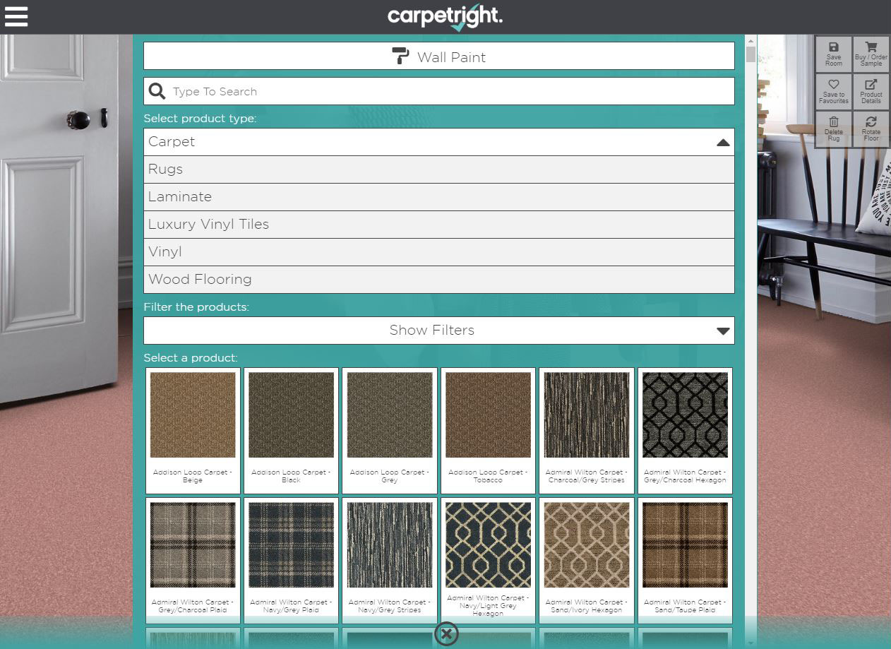Choose your flooring