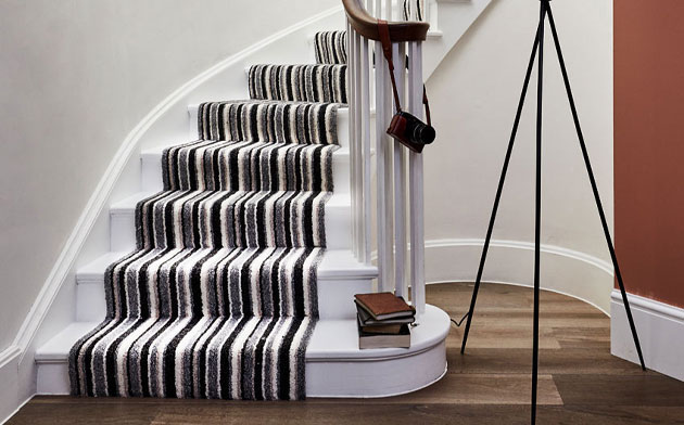 Beauty of stair runners