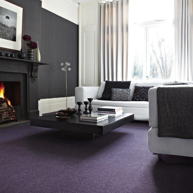 Modern Living Room Carpet Ideas