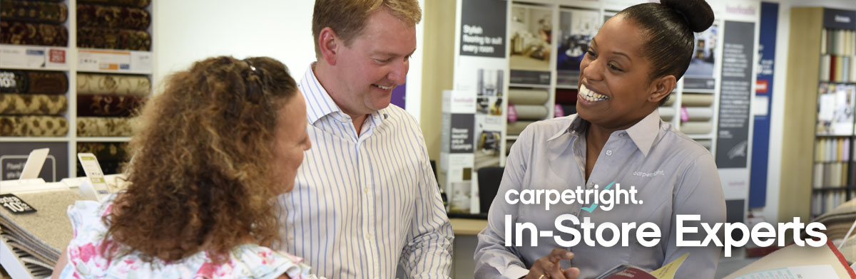 Carpetright In-Store Experts