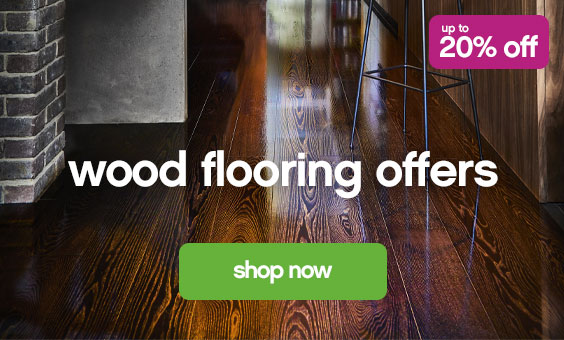 Shop Wood Flooring Offers